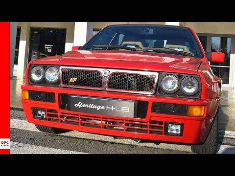 Lancia Delta Integrale Parts