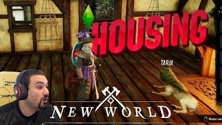 HOUSING y DUNGEONS | New World