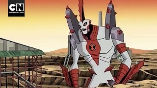 Omniverse: The Bigger They Are | Ben 10 | Cartoon Network