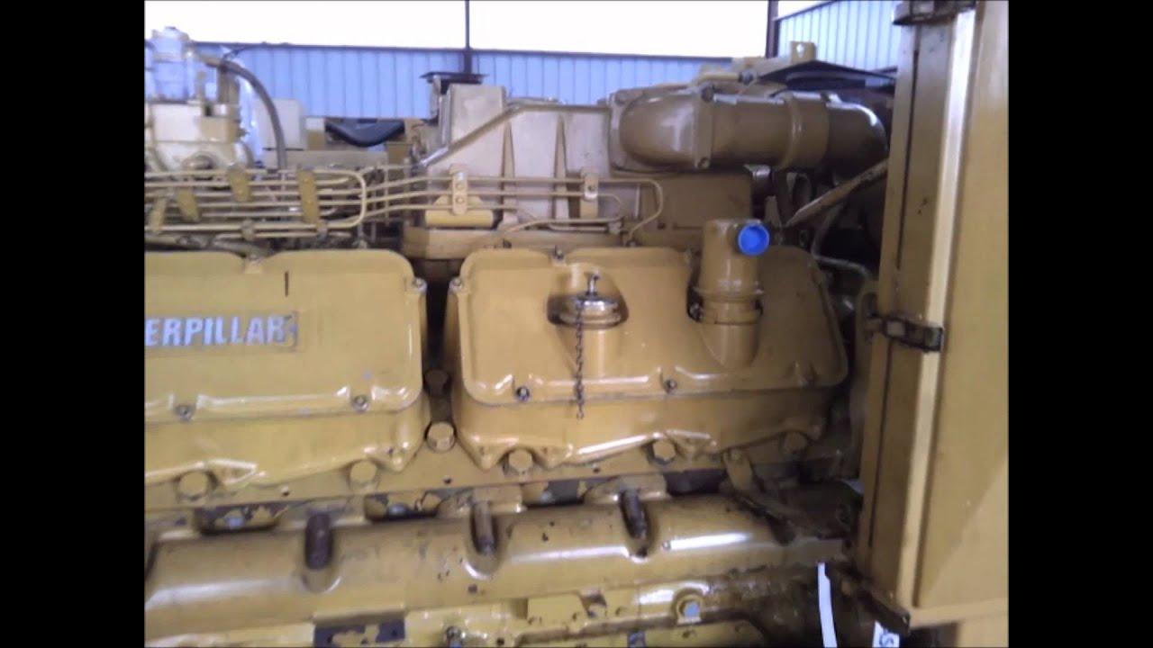 Caterpillarsel 720 Hp Marine Engine