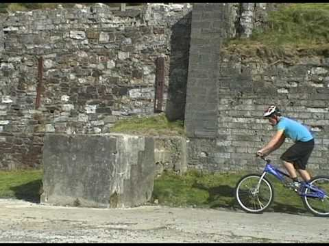 James Porter   New Place MBK   Bike Trials