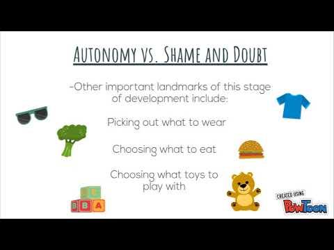 AP Psychology - Autonomy Vs Shame  Doubt - YouTube