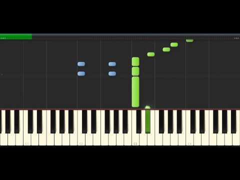 Jessie J, Ariana Grande, Nicki Minaj - Bang Bang  (Easy Piano with Drum track!)