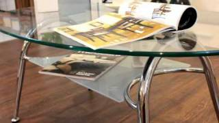 Видео презентация журнального стола ksd_ct005