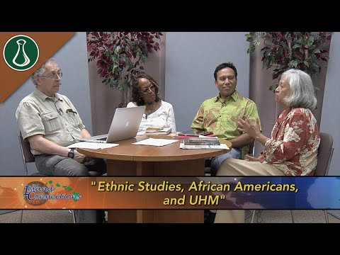 Island Connections: Ethnic Studies, African Americans, and UHM