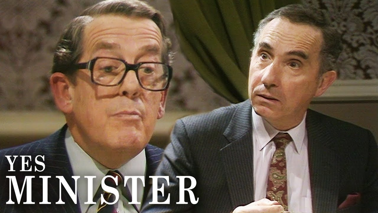 Download Jim's Going To Europe | Yes Minister | BBC Comedy Greats