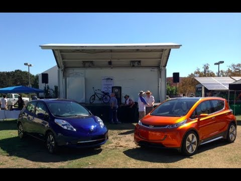 2018 Nissan Leaf Vs Chevy Bolt