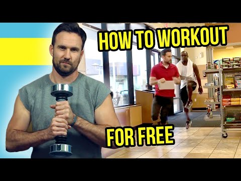 How to Workout for Free (Gym Beam)