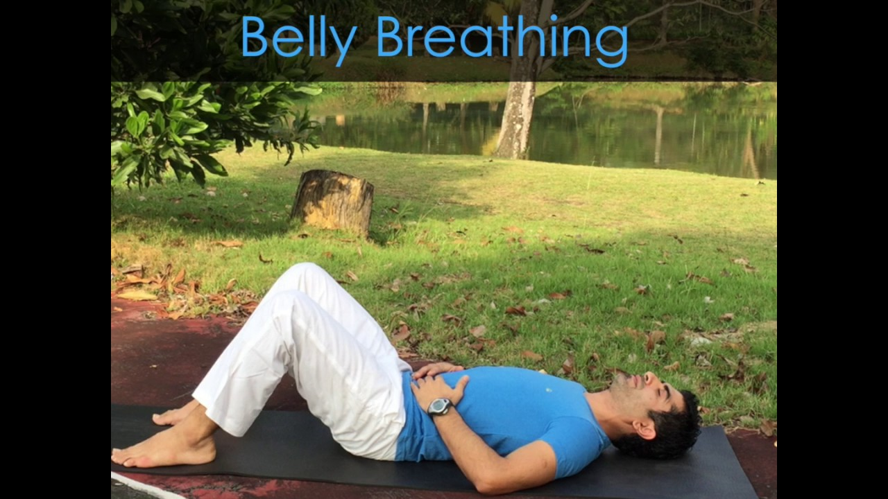 Conscious Belly Breathing - Yoga Samiti