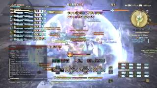 FFXIV: Heavensward Gameplay - 114 - Black Mage - The Weeping City of Mhach