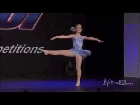 Dance Moms Maddie's Competion Juliana's solo