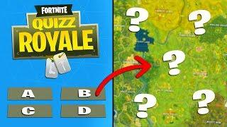 COSA TI FORTNITE? #3 I PIACE! (Fortnite Royal Quiz)