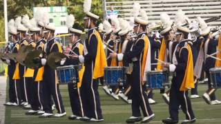 UW-Eau Claire Blugold Marching Band | The First Year