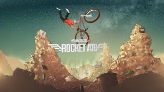 Swatch Rocket Air 2015 Livestream