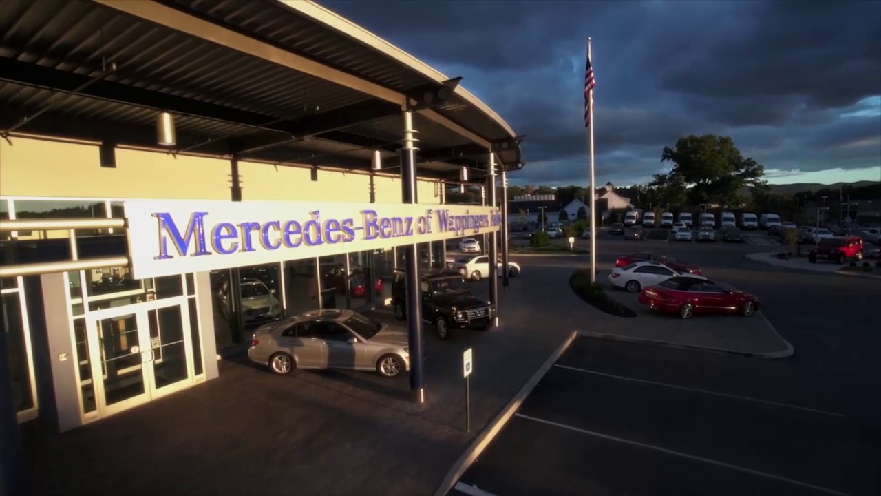 Mercedes-Benz of Wappingers Falls - Curry Automotive - YouTube