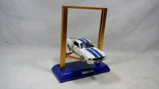 Twin Two Post Model Car Hoist Lift Display Stand