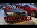 BMW E90 Front Grille Plasti Dip