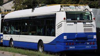 Commencez par la Route 57 - ROBLOX. Partie 1 - Skoda 24Tr Irisbus