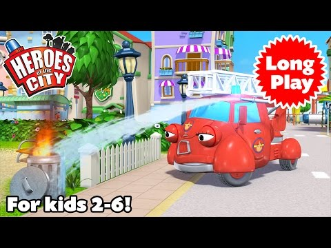 heroes-of-the-city---preschool-animation---non-stop!-long-play---bundle-02-|-car-cartoons