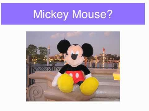 Where In Disney World Is Mickey Mouse?