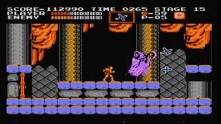 Castlevania/Akumajo [NES/FAMICON] (EMULATED ON XBOX CLASSIC) #115 LongPlay SD