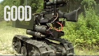 Military Robots | Mini Documentary, Part 7 | GOOD