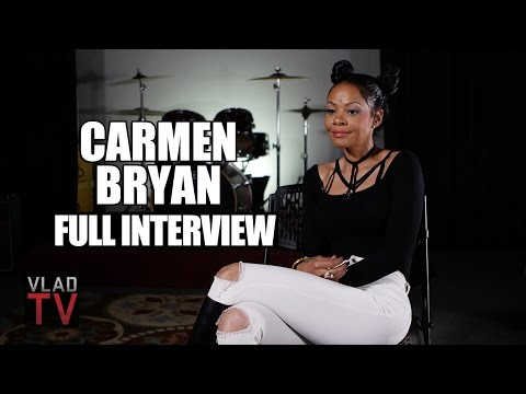 Carmen Bryan (Full Interview)
