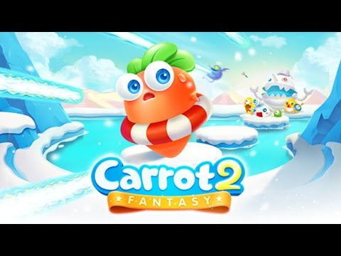 Carrot Fantasy 2 (by Glu Games Inc.) - iOS / Android - HD (Sneak Peek) Gameplay Trailer