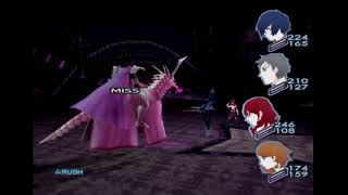 Shin Megami Tensei : Persona 3 FES -58- Use Ghoul for Boss