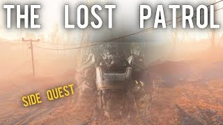 Fallout 4 The Lost Patrol Password, Med Tek, Reverse Satellite Array Side Quest Guide Walkthrough