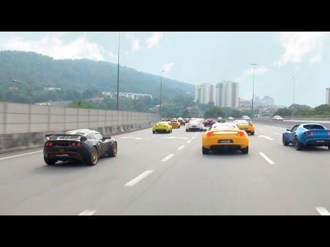 Lotus Cars Malaysia 3S Launch