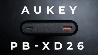 AUKEY PB-XD26 26800mAh USB-C Quick Charge 3.0