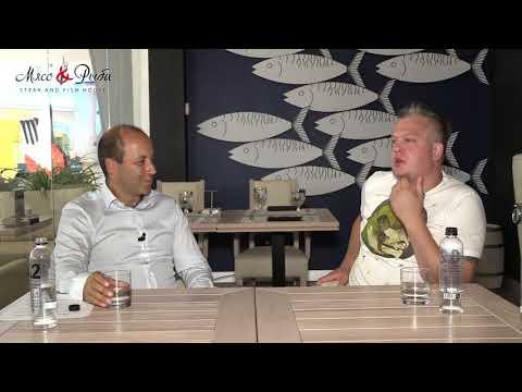 Михаил Волков - сомелье и владелец «Winil Restaurant»/ Прямой эфир с Сергеем Мироновым