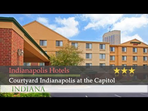 Courtyard Indianapolis At The Capitol - Indianapolis Hotels, Indiana
