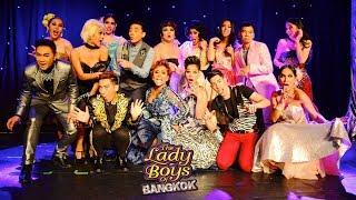 Lady Boys of Bangkok - Who runs the world! Tour with Belinda Scandal
