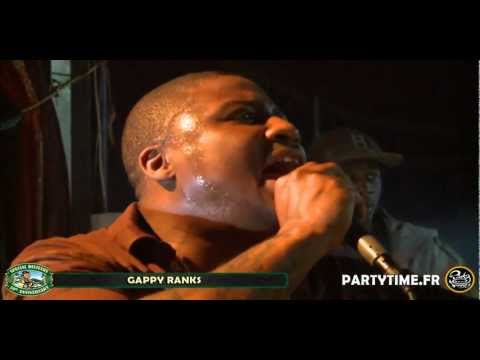Special Delivery 10th Anniv. GAPPY RANKS Live In Paris 25.5.12