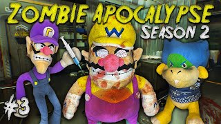 Adventures Of The Koopalings Zombie Apocalypse S2 Episode 3