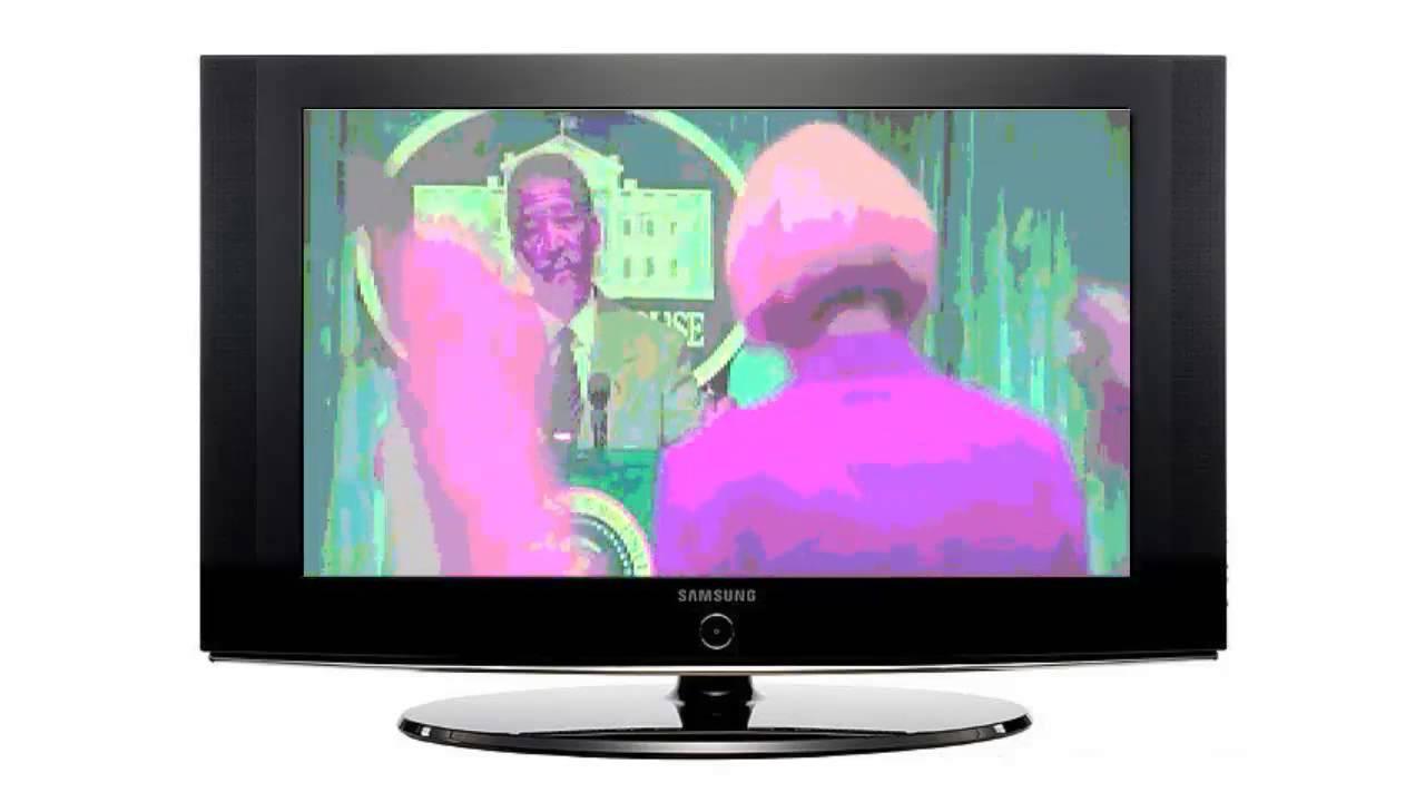 Distorsi n de imagen en lcd sony samsung english for Mi televisor se escucha pero no se ve la imagen