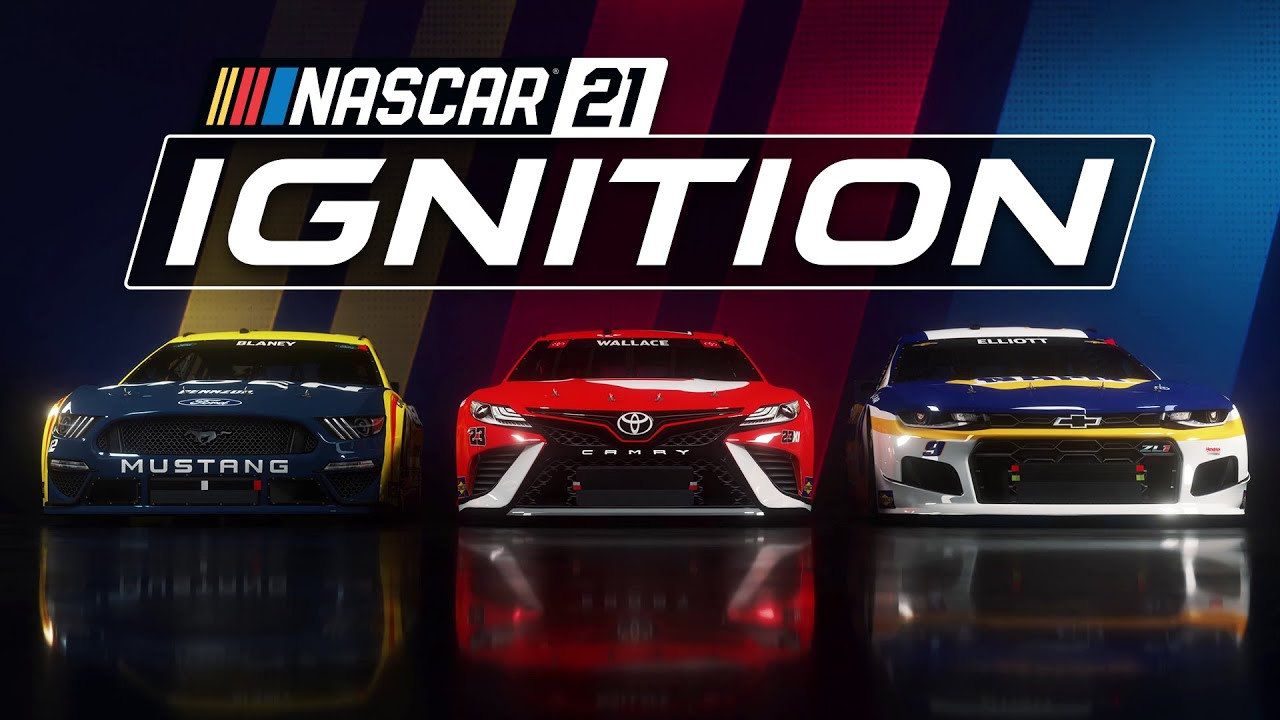 Check Out The Gameplay Footage Of Nascar 21 Ignition At Texas