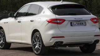 2017-2018 Maserati Levante S SUV ~ Price, Release Date, Specs