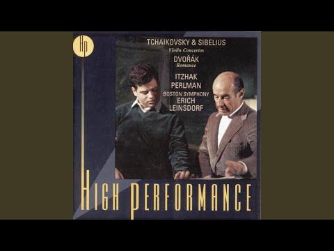 Violin Concerto in D Major, Op. 35, TH 59: II. Canzonetta - Andante