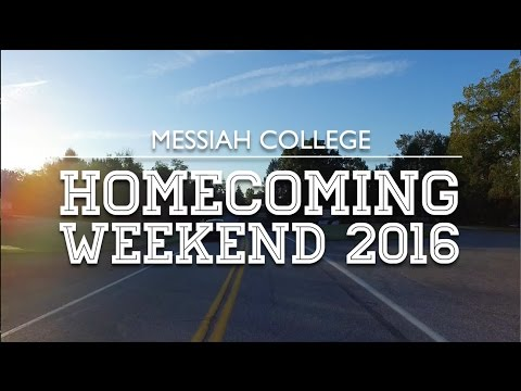 Messiah College Homecoming 2016