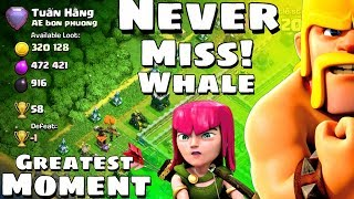Clash Of Clans | Th10 Trophy Push Strategy | Coc Biggest Trophy Offers Attacks | Th10 Vs TH12 | 2019
