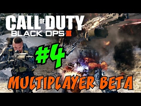 BLACK OPS 3 MULTIPLAYER BETA LIVE! [4] ★ Call Of Duty: Black Ops 3 Multiplayer Gameplay