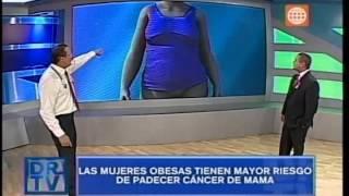 Dr .TV Perú (17-02-2014) - B1 - Tema del día: Cáncer de mama.