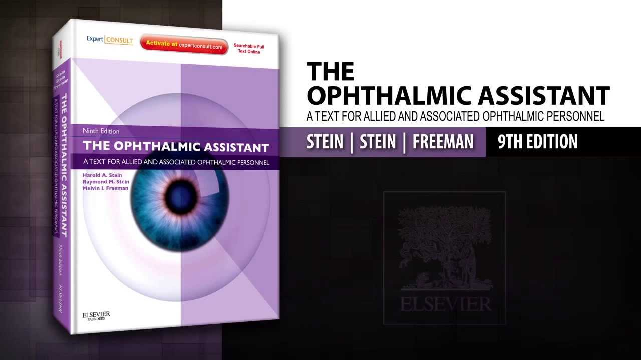 The Ophthalmic Assistant 9th Edition YouTube – Ophthalmologist Assistant