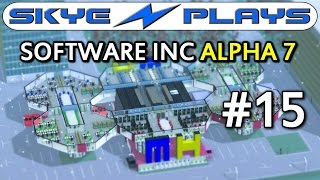 Software Inc Alpha 7 Part 15 ►Console Tools!◀ Let's Play/Gameplay