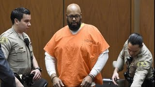 Suge Knight Collapses In Court Room During Bail Hearing