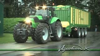 !Official Video! Deutz-Fahr Agrotron X 710-720 [English version, SQ]