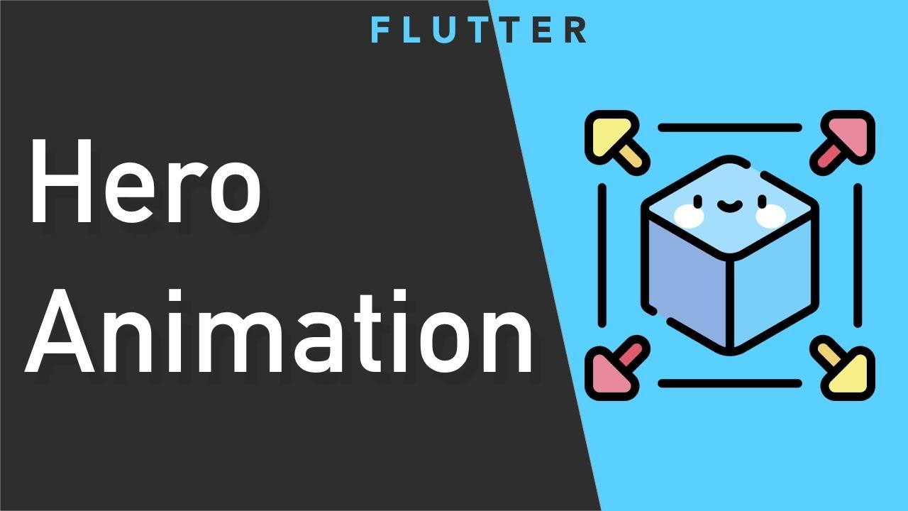 Flutter - Shared Element Activity Transition